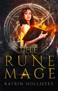 Rune Mage [Fantasy/Adventure | Book 1 +2 | Complete] cover