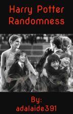 Harry Potter Randomness by adalaide391