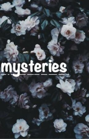 mysteries // blurbs by reminiscents