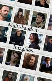 Multi-Fandom Imagines cover