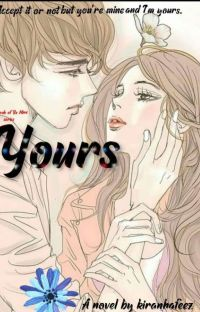 Yours(lll book of Be mine)  cover