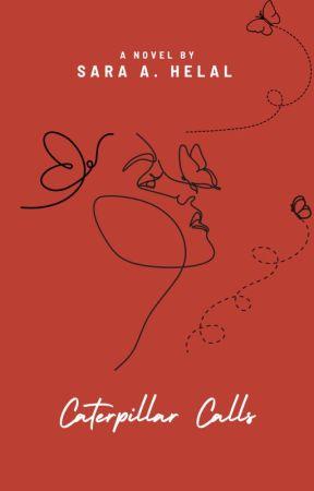 Caterpillar Calls by Sara91Helal
