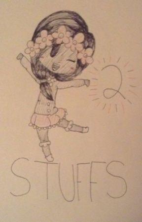Stuffs 2 by GrayLotusChild