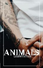 Animals. (Louis Tomlinson). by louiswttattoos