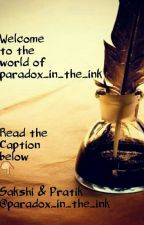 Paradox in the Ink  by SashaWalia