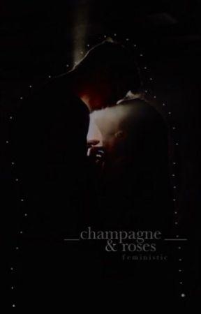 champagne & roses - stephen strange by feministic
