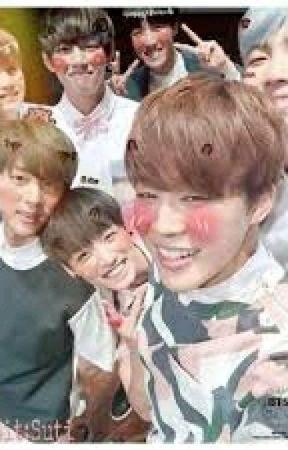 Nhật Ký Về BTS  by _-Die-_