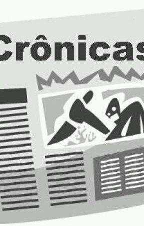 Minhas Crônicas by PaulaRissi