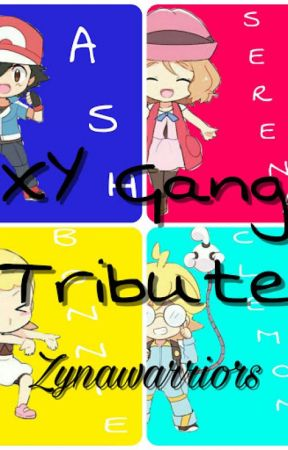 Moments like this- An XY gang tribute oneshot(s) by Zynawarriors