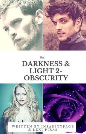 Darkness & Light 2-Obscurity SU AMAZON by BlackDhalia79