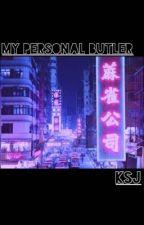My Personal Butler • Kim Seokjin by TrashyLover_