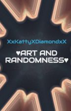 ♥ART AND RANDOMNESS♥ by xDenKDenx