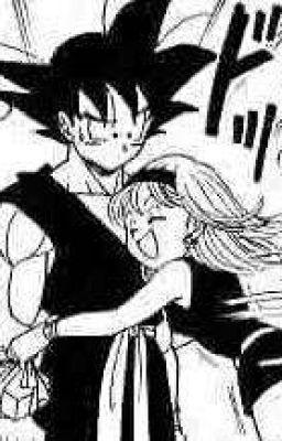 Goku x Bra: Este amor no tiene tiempo, ni fronteras