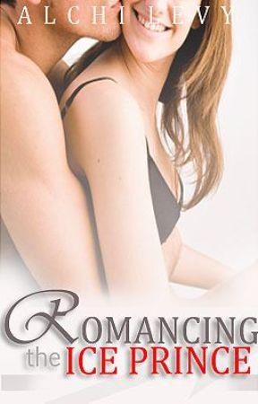 Romancing The Ice Prince by lostmushroom