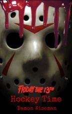 Friday the 13th: Hockey Time  by Damon_1301