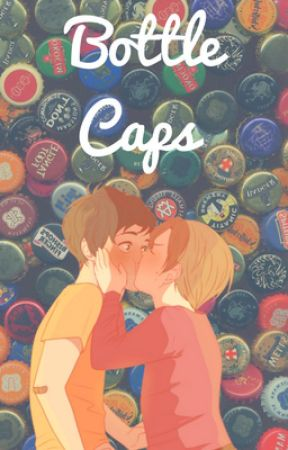 Bottle Caps // Spamano by MaddiexRose