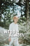 wrong number 》jjk cover