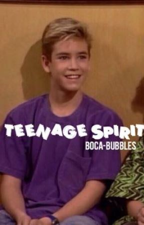 teenage spirit | zack morris  by SPlDEYBOI