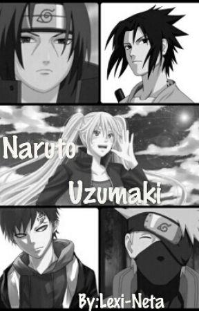 Naruto Uzumaki by Lexi-Neta
