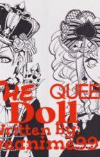 The Queen's Doll (Ciel Phantomhive, Black Butler) by fandomlynerd