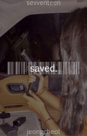 saved. [rewriting] by sevventeen