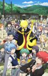 The Ghoul Assassin (Assassination Classroom/ Tokyo Ghoul Cross over) cover
