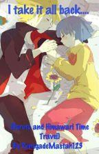 I take it all back...(Boruto and Himawari Time travel) by strawb3rryMN