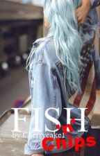 Fish 'n' Chips (1D FF) by Cherrycake1