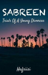 Sabreen: Trials Of A Young Divorcee  cover