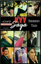 Kyy Saga: Season 2  by writer_shivani