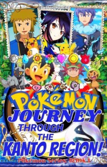 Pokémon Journey Through the KANTO REGION!