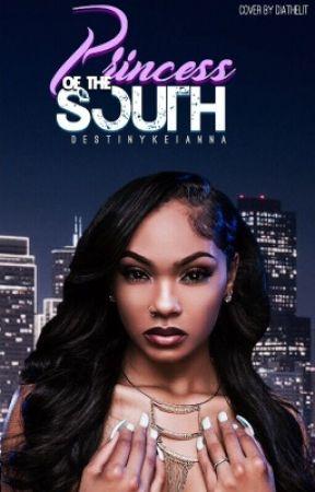 Princess of the South by DestinyKeianna