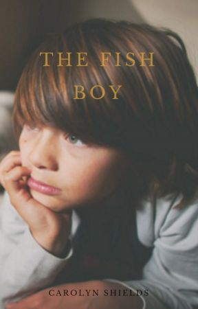 The Fish Boy by crenin_the_henin