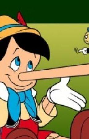 Pinokyo - Bilinmeyen gerçeği... by naletinsn