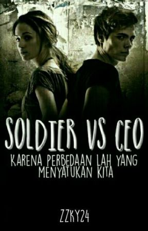 soldier  vs CEO by zzky24