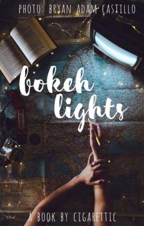 bokeh lights by unbreathings