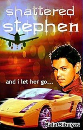 Shattered Stephen by BalatSibuyas