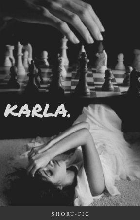 karla. by NatachaWolf5h
