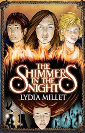 The Shimmers in the Night by lydiamillet