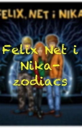 Felix Net i Nika- zodiacs by Creepypast_Lover