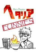 Hetalia Funnies!! by smokey-elika