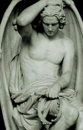 Io un demone in eterno, tu l'angelo più bello. by Filia_martis