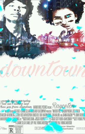 Downtown | Rayceton  by -OgTatorrrr-