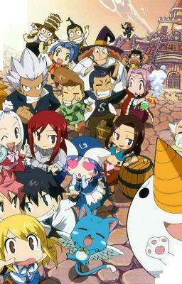Đọc truyện Fairy Tail Doujinshi Collection