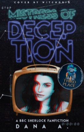 Mistress of Deception   A BBC Sherlock Fanfiction by wittyglasses