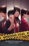 DETECTIVE FILES. File 3 (COMPLETED) cover