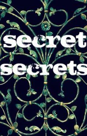 Secret Secrets by hannabean