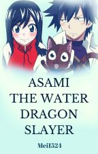 Asami The Water Dragon Slayer by mei1524