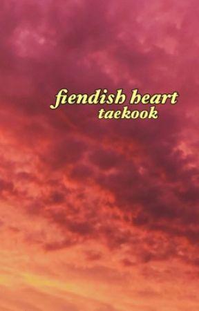 fiendish heart [1] by Jinisprettierthanyou