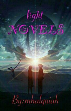 light novels by mhalquiah